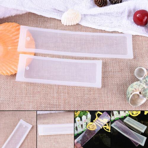 Rectangle silicone moule moule époxy résine bricolage Artisanat BB LTA