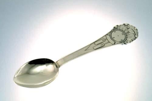 Löffel 20,5 Gramm 925 Sterling Silber Patengeschenk Geburt Taufe Kinder