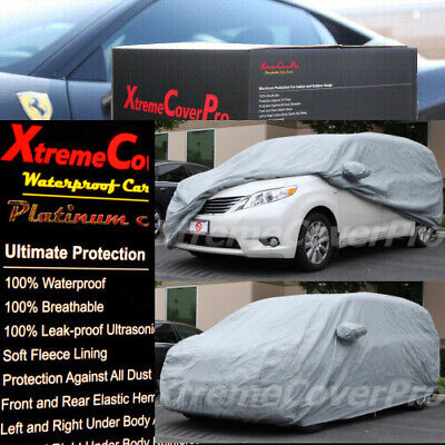 1997 1998 1999 2000 2001 2002 TOYOTA Sienna Waterproof Car Cover w//MirrorPocket