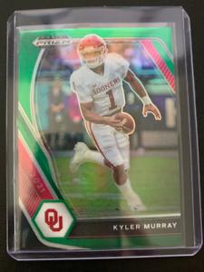 Kyler Murray - 2021 Panini Prizm Draft Picks - Green Prizm