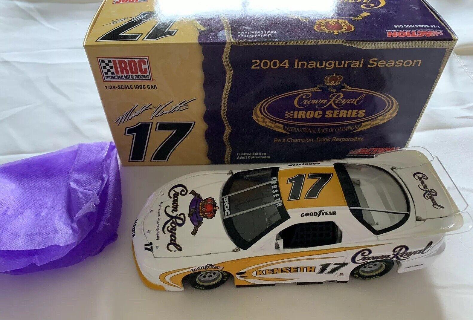 calidad fantástica Matt Kenseth  17 Corona Real Real Real 2004 Iroc campeonato Firebird Xtreme  echa un vistazo a los más baratos
