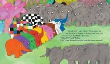 Elmer and the Race by David McKee (2016, Picture Book)