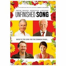 Unfinished Song (DVD, 2013) NEW!