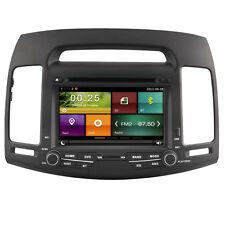 HD Car DVD Player GPS Stereo Radio Navi Headunit for Hyundai Elantra 2007 - 2011