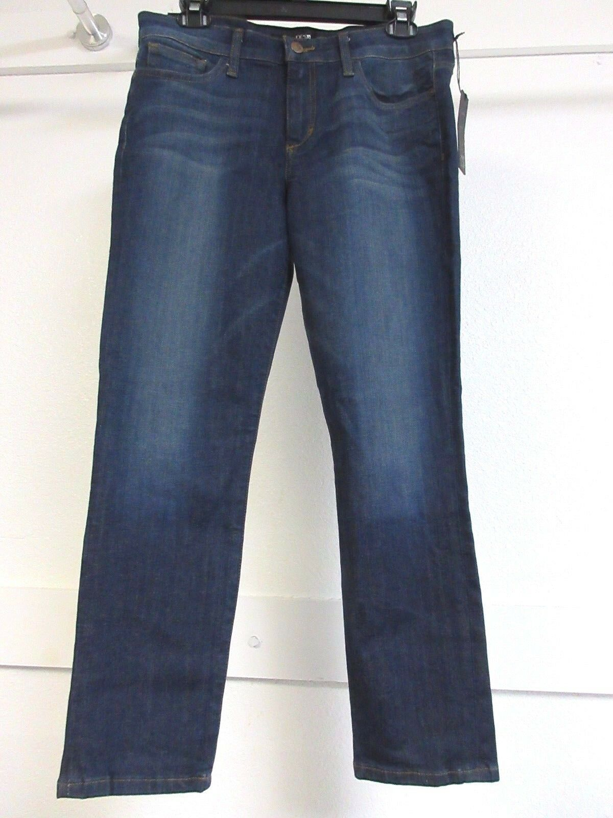 NEW Joe's The Skinny Jean Mid-Rise Premium Denim Jeans in Ceece bluee - 29