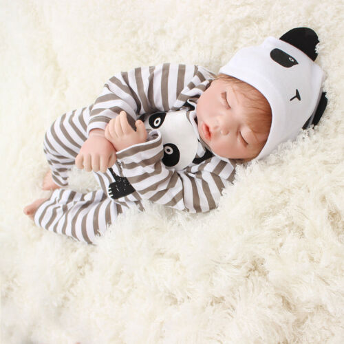 20inch Reborn Doll Realistic American Baby Doll Sleeping Baby For Otarddolls