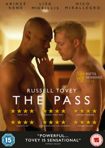 The-Pass-DVD-2017-Russell-Tovey-Williams-DIR-cert-15-NEW-Great-Value