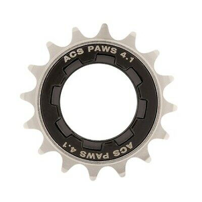 SPROCKET 3//32 BMX ACS PAW 4.1 SINGLE SPEED FREEWHEEL 1//8 COG
