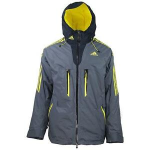 adidas herren winter ski coach jacket winterjacke skijacke. Black Bedroom Furniture Sets. Home Design Ideas