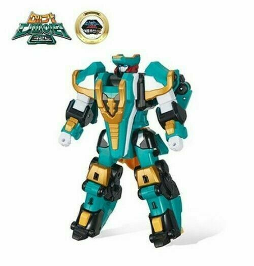 Dino Core Evolution 2 Mega D Luchador Krono transformar Robot Juguete _ RU