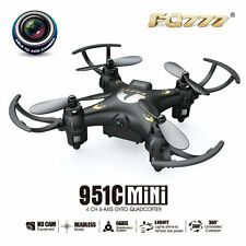 FQ777 951C drone with HD camera world's smallest quadcopter Free 2gb card