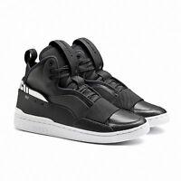 Puma X Alexander Mcqueen Mcq Brace Mid White Black Sneaker Shoes Men 361477-03