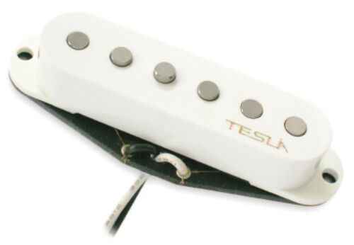 Tesla Plasma STS neck Single Coil mit gestackten Spulen kein Brummen