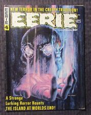 1966 EERIE #4 Warren Horror Magazine FVF 7.0 Colan Crandall Frazetta