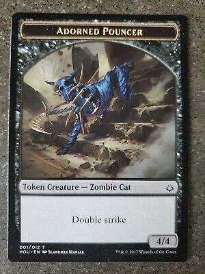 MTG Insect Token English, Hour of Devastation, Free P/&P