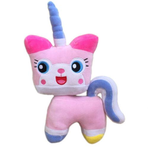 30CM Cartoon Unikitty Plush Toy Unicorn Cat Princess Puppycorn Stuffed Doll
