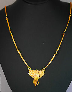 22-k-ct-gold-plated-MANGAL-SUTRA-asian-26-inch-chain-necklace-set-u34