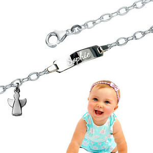 Schutzengel armband baby