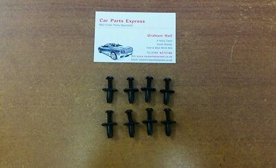 FORD SIERRA RS COSWORTH SAPPHIRE FRONT WHEEL ARCH LINER CLIP SET