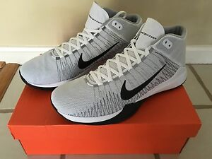check out 73686 519da Image is loading NIKE-ZOOM-ASCENTION-SNEAKERS-SIZE-11-832234100-BRAND-