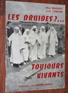 Rene-bouchet-amp-jean-Claude-lemaire-druids-alive-1965-druidisme