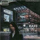 Joachim Raff - : Piano Music, Vol. 5 (2015)