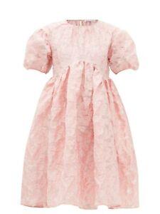 1565-Cecilie-Bahnsen-Thelma-Floral-Cloque-Organza-Voluminous-Puffy-Dress-6-UK10