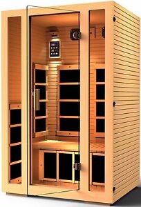 JNH-Lifestyles-2-Person-Far-Infrared-Sauna-7-Carbon-Heater-Recovered-Unit