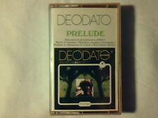 DEODATO Prelude mc cassette k7 ITALY