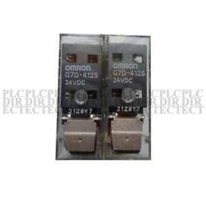 1PCS OMRON G7D-412S 24VDC Safety Relay 14 Pins