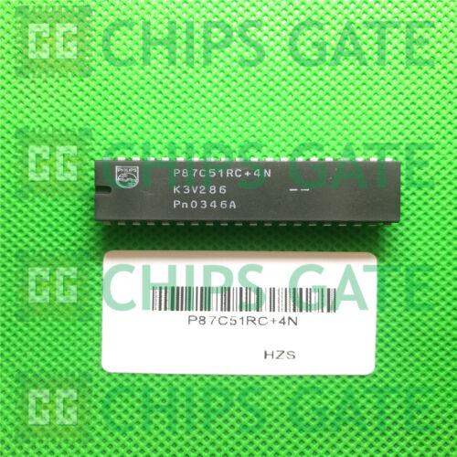 DIP40 1PCS NEW P87C51RC+4N PHI 03