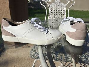 d018d545a602 Image is loading Naturalizer-Morrison-Sneaker-Women-039-s-White-Leather-