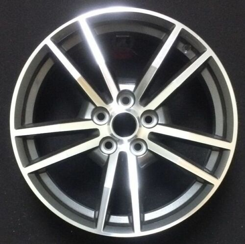 """18"""" Ford Mustang Black Chrome Wheels Rims Tires Factory"""