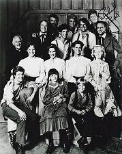 Richard Bull signed Little House on the Prairie cast photo / autograph 8x10