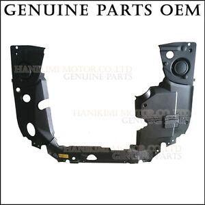 Genuine Hyundai 29180-2C400 Engine Room Cover Assembly