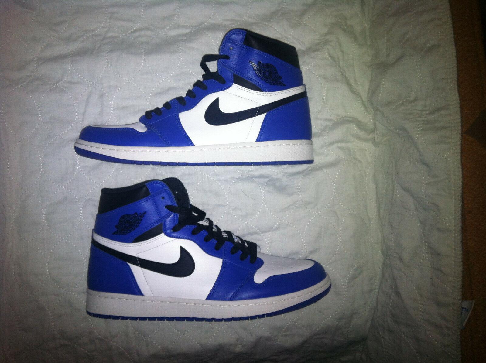 05824e522d4cb1 Jordan 1 Game Royal Men s 12 VNDS Air SIZE nooxpq326-Athletic Shoes ...
