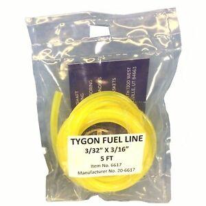 Neuf-Tygon-Jaune-Carburant-Ligne-Tuyau-3-32-034-Pre-decoupe-5-FT-Sea-Doo-Kawasaki