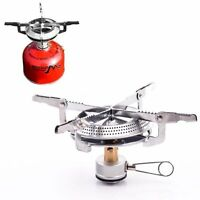 Lightweight Large Burner Classic Hiking Cooking Bbq Camping Stove For Iso-butane