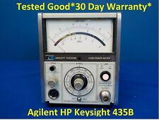 Agilent Hp Keysight 435b Analog Power Meter Fully Tested
