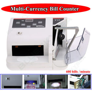 Image result for mini portable handy bill counter v10