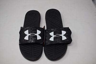 1287325 Under Armour Men/'s UA Locker III Slide Sandals Holiday Flip Flop