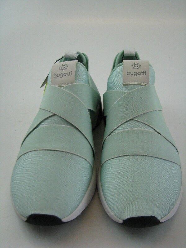 Bugatti DY5160-6 Damen  Schuhe Sneaker in mint Gr.37