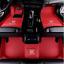 Custom-Car-Floor-Mats-For-Honda-Civic-4-doors-2005-2020-Waterproof-Mat-LOGO miniature 11