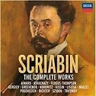 Scriabin: The Complete Works (2015)