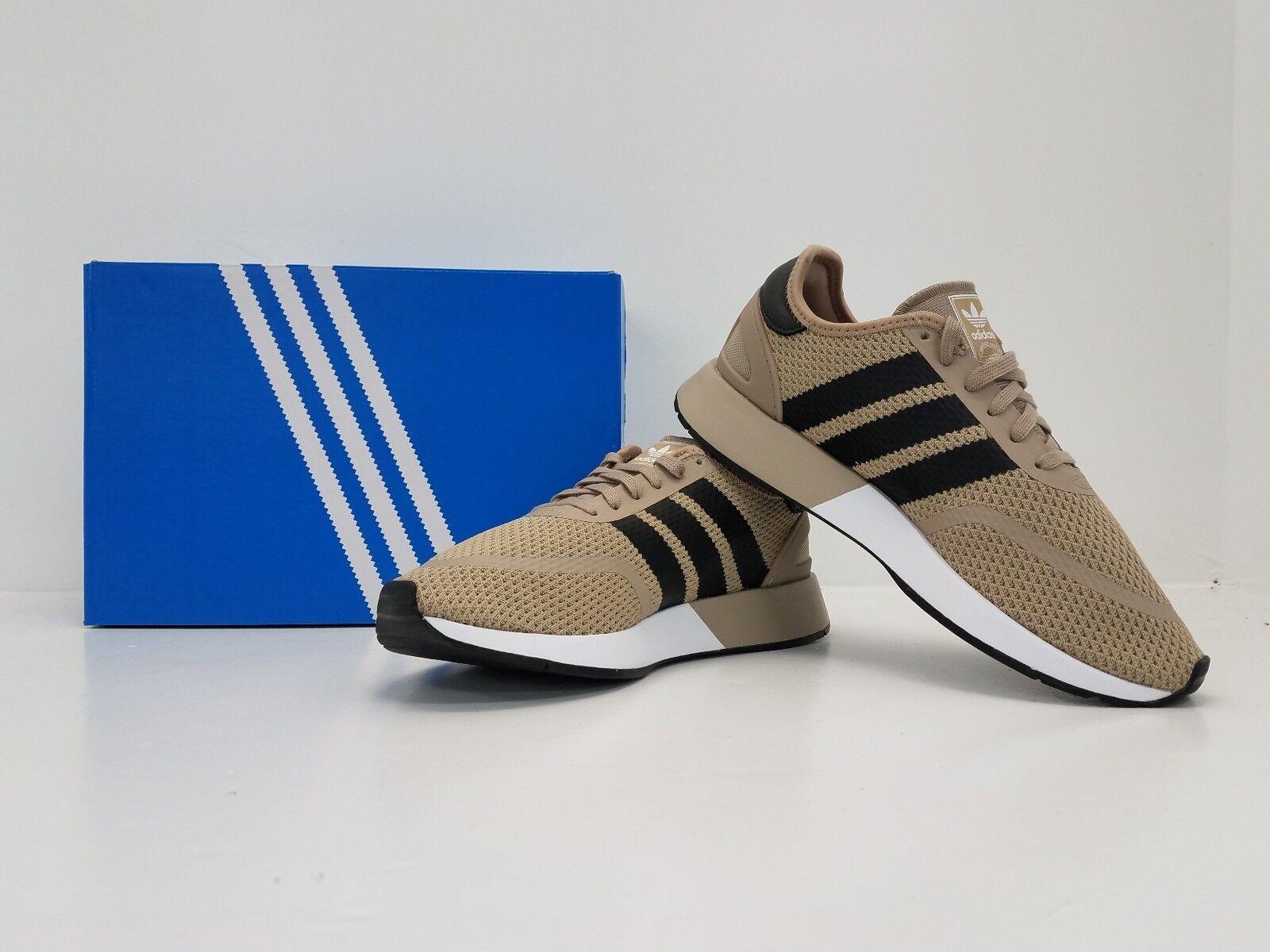 Adidas originals männer n-5923 laufschuh b37955 khaki - / weiß - brand new in box