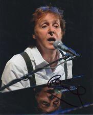 "Paul McCartney ""The Beatles"" Autogramm signed 20x25 cm Bild"