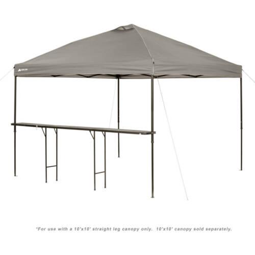 Ozark Trail Bar-hauteur 10/' Pliable Couvert De Table w