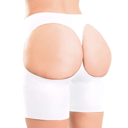 Booty lifter Tummy Control with Latex Panty Butt Lift 12933