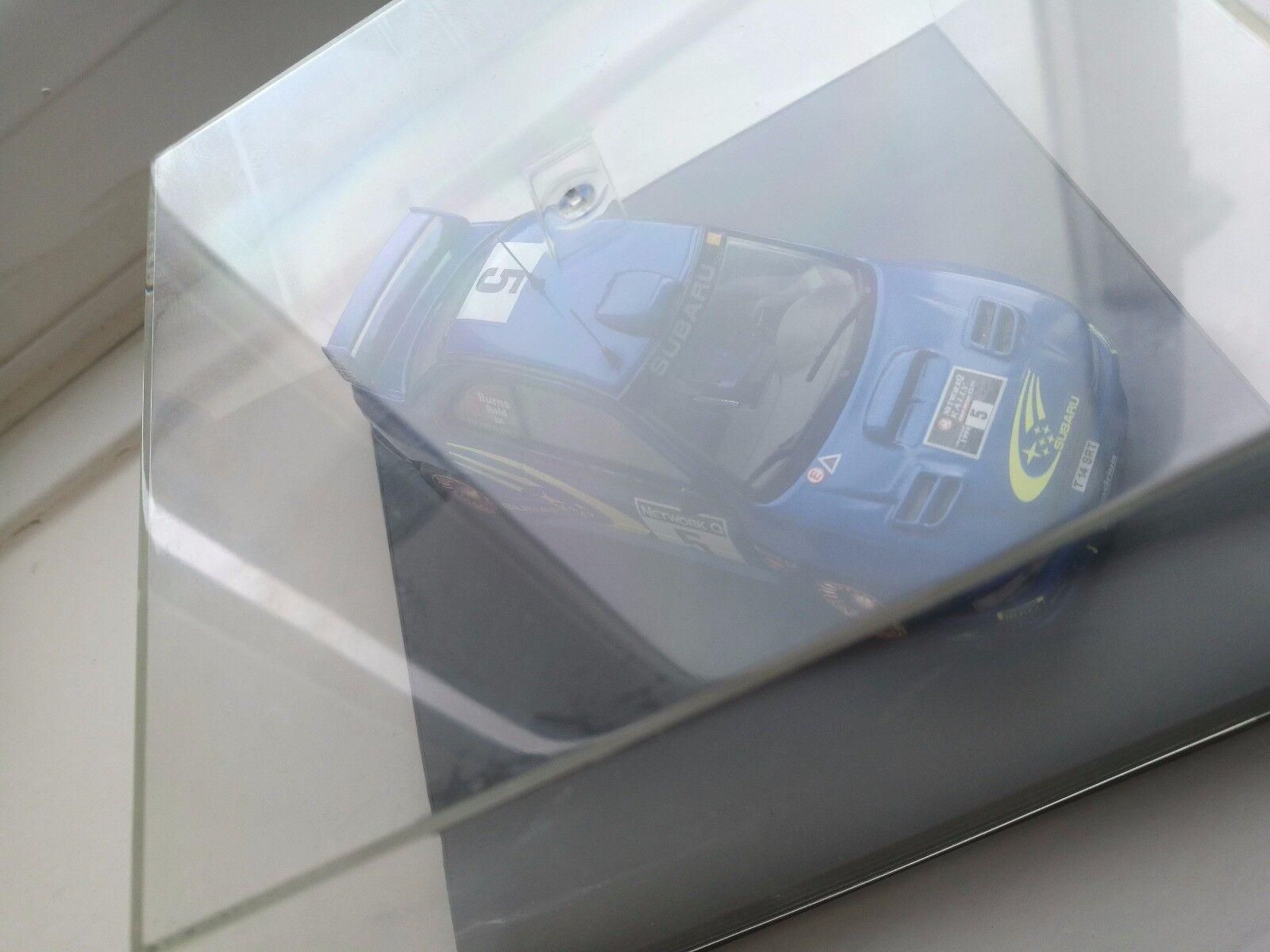 Richard Burns Robert Reid 99 SUBARU IMPREZA Rallye Voiture DIE CAST MODEL