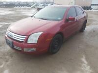 **OUT FOR PARTS!!** WS6271 2008 FORD FUSION Woodstock Ontario Preview